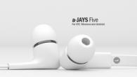 以極簡風格著稱的瑞典耳機品牌JAYS 推出旗艦款a-JAYS Five,除了內斂 […]