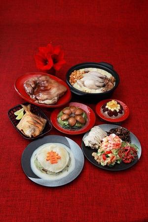 h台北喜來登-請客樓-喜迎萬福年菜套餐-2