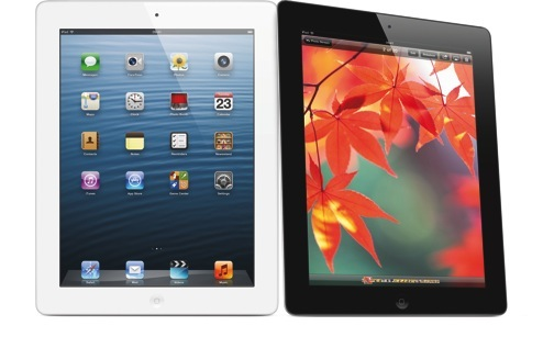 iPad配備Retina顯示器 copy