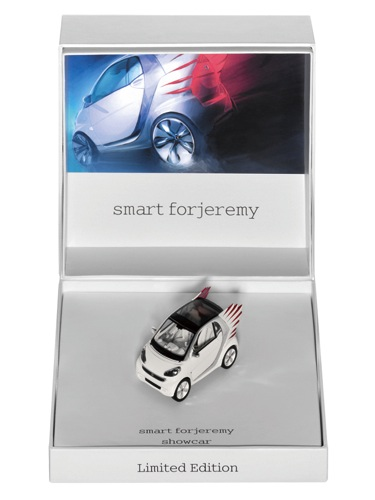 smart forjeremy 限量版模型車-1 copy