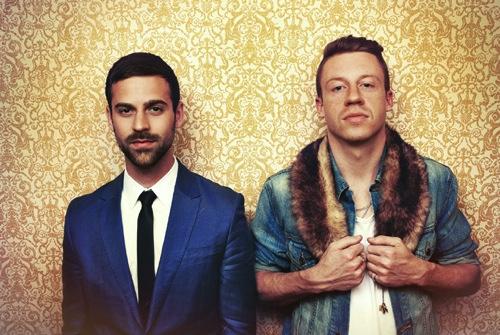 2014:Macklemore & Ryan Lewis