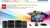 華芸科技將於德國漢諾威 CeBIT 2014 展出。展會中將展示一系列具 In […]