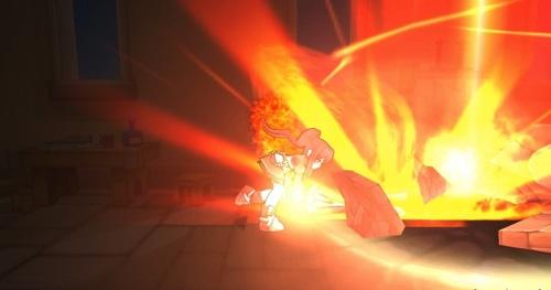 5-「無限之刃」(上)與「強力破壞」(下)是「愛利西斯」的兩大強力技能 迅猛威力讓魔族聞之膽寒_強力破壞