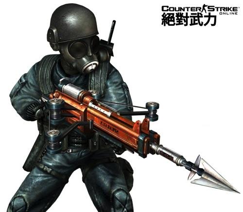 8-透過強大飛射箭擊的「獵魂槍」讓玩家體驗客製化傷害敵人的快感_B