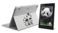 大貓熊寶寶「圓仔」即將於1/6在台北市立木柵動物園大貓熊館亮相,宏碁設計一款Ac […]