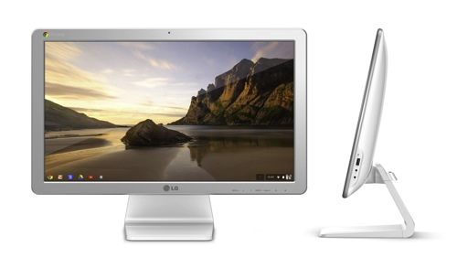LG 世界首款CHROMEBASE 於2014 年 CES 展正式登場_1 copy