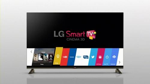 LG 全新 WEBOS 智慧電視平台_2