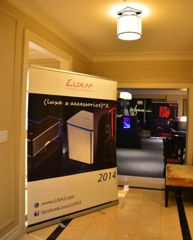 LUXA2納爾莎於 CES2014展出最新電競配備 copy