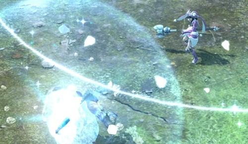 04 專精魔法的「術士」,在戰鬥中屬後衛的位置,擅長透過「長杖」、「導具」發動魔法遠距離牽制敵人或痛擊對方