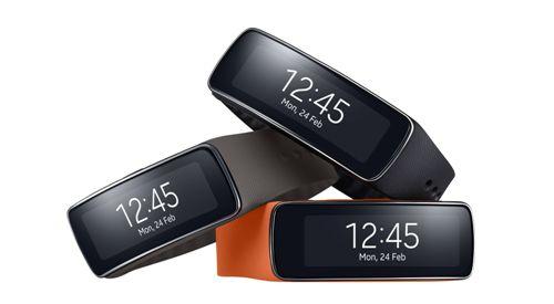 2014三星拓展穿戴式裝置產品線 全新Gear Fit引領趨勢