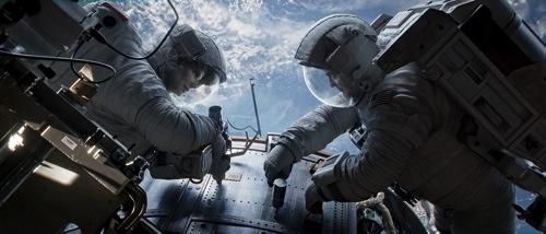 2014全球數千名藝術家使用歐特克數位技術聯手打造出今年奧斯卡入圍影片。圖為本屆奧斯卡最佳視覺效果入圍影片《地心引力》。圖片版權 (c) 2013 Warner Bros. Entertainment I copy
