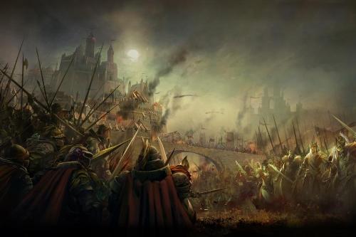 2014圖3 攻城戰是《天堂》迷無法忘情的遊戲核心,四月登台的攻城戰2.0改版內容更精彩緊湊!