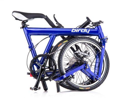 2014 New Classic Birdy 8速海軍藍_售價39,500(收納狀)