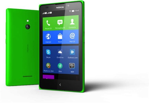 2014 Nokia XL copy