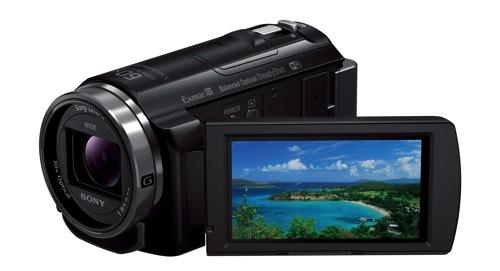 HDR-PJ540投影系列 copy