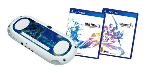 PS Vita同捆內容物