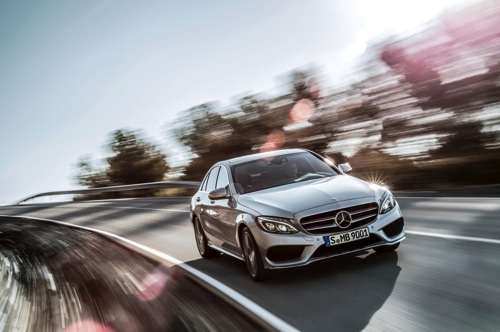 The new C-Class copy