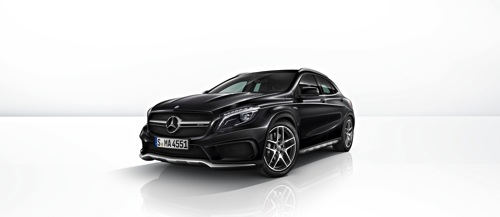 The new GLA 45 AMG 4MATIC copy