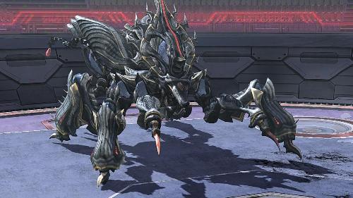 02 緊急任務中將出現大型BOSS黑暗蟲王拉格涅