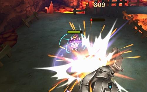 2014圖說5:只要敵人碰到紫色泡泡陷阱,就會嘗到痛苦的滋味! copy