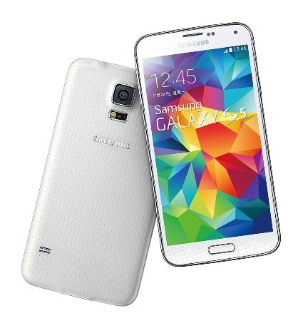 2014威寶新聞照Samsung S5