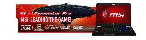 GT70 Dominator Pro
