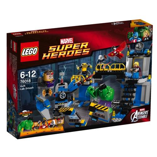 LEGO Super Heroes_型號76018_售價2599元(盒裝) copy