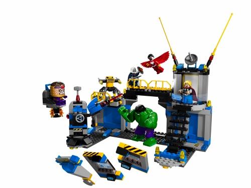 LEGO Super Heroes_型號76018_售價2599元 copy