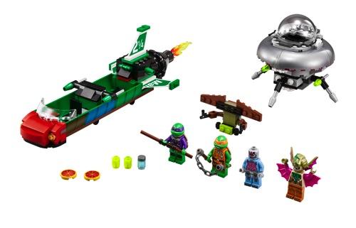 LEGO_Teenage Mutant Ninja Turtles_NT-T-Rawket Sky Strike_型號79120售價1599元 copy