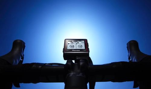 Pioneer Cyclesports_新一代自行車踏板效率監控系統,僅66克車表正式上市 copy