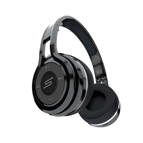 SMS Audio-SYNC by 50 - On-Ear Wireless藍牙無線耳罩式耳機黑色 (2)