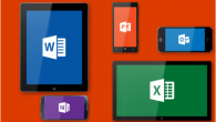 Microsoft 分別針對iPhone、iPad、Android推出OFFIC […]