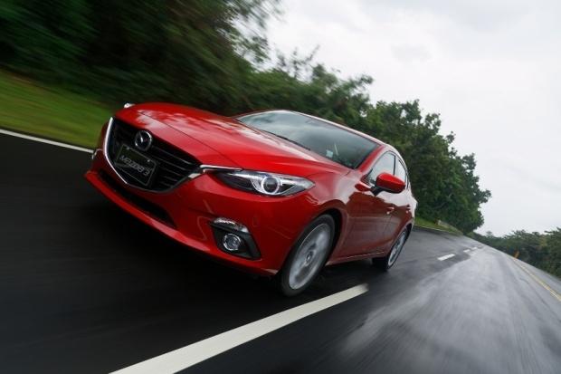 2014全新第三代All-new Mazda3將會是MAZDA展場中最讓人期待的重頭戲