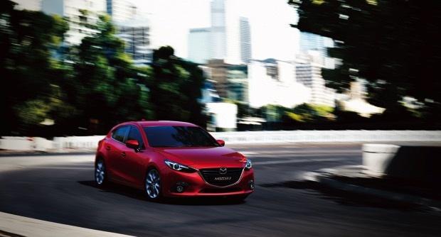 All-new Mazda3千呼萬喚,終於現身 copy