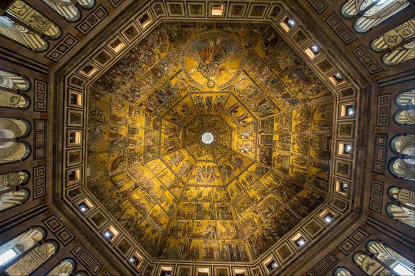 06義大利 - 佛羅倫斯 - 浸信堂
