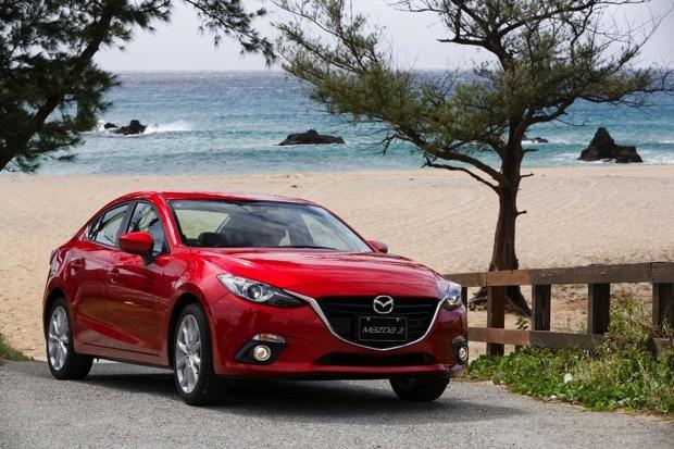 All-new Mazda3榮獲2014年紅點設計大獎 copy