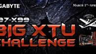 技嘉科技舉辦「技嘉 Z97 – X99 BIG XTU 超頻挑戰賽」 […]