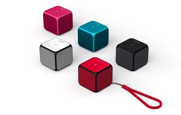 1)SonyNFCSRS-X11 共有5款色系,自由搭配隨時享受最「正」的音樂! copy