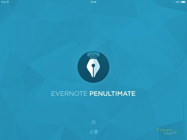 Penultimate for Evernote