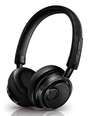 Philips Fidelio 無線藍牙耳機M2BT