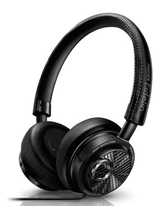 Philips Fidelio____i OS專用Lightning_耳機