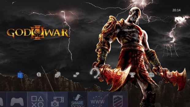 GOW3_CustomTheme