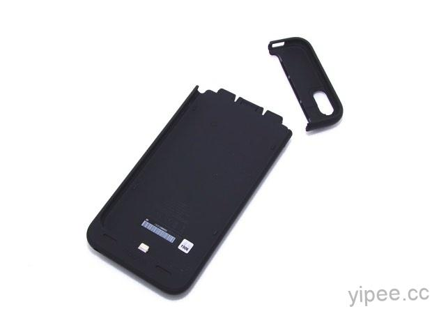 mophie iPhone 6 Plus 背蓋式行動電源  7