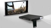 Sony 行動微型投影機 MP-CL1,利用雷射光源可投射具有 Full HD  […]