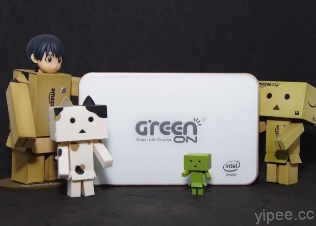 GREENON PC G20 環保電腦 11