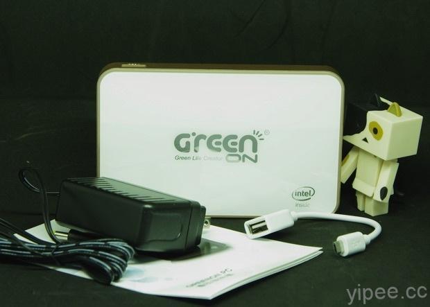 GREENON PC G20 環保電腦 3