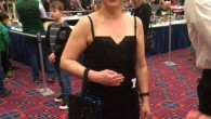 這件時尚的黑色細肩帶洋裝設計看起來不特別,但材料卻相當吸睛,它由樂高玩家 Bri […]