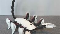 比利時根特大學三名學生利用 3D 列印技術打造了一隻六隻腳的蝎子機器人,這隻機器 […]