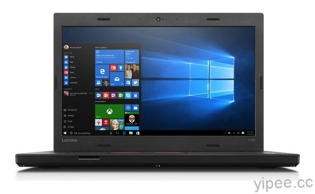 ThinkPad L460 能隨時優化操作