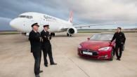 特斯拉 Tesla Model S 剛發表,吸引了十數萬張訂單,為了宣傳特斯拉新 […]